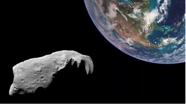 К Земле приближается астероид  - подслушано